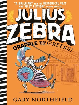 cover image of Julius Zebra